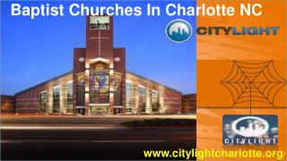 Baptist Churches In Charlotte NC