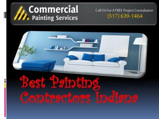 Best Painting Contractors Indiana