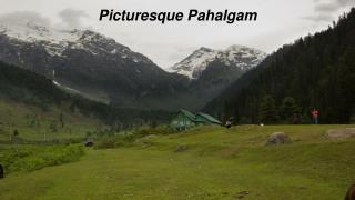 Places to visit in pahalgam