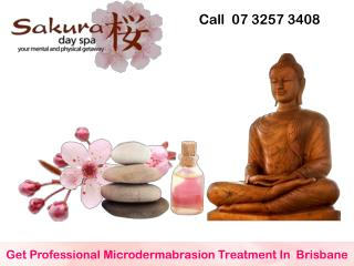 Get Professional Microdermabrasion Treatment In Brisbane