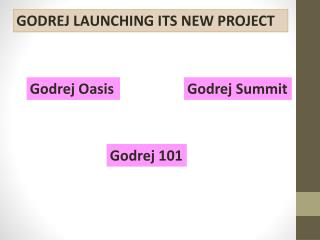 Godrej Residential Project in Gurgaon