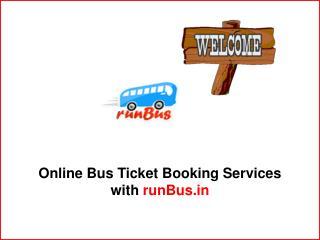 Online Volvo Bus Ticket Booking | runBus.in