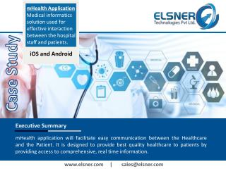 Mhealth Application