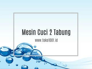 Mesin Cuci 2 Tabung by toko1001.id