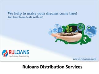 Ruloans - Compare Loans Online | Customizes Loan Services | Expert Loan Consultation Mumbai