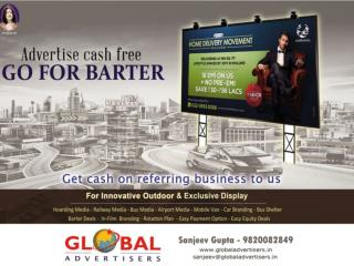 Railway Ad Agency in India - Global Advertisers