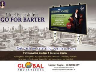 Railway Advertising Agency in India - Global Advertisers