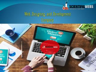 web designing and development company