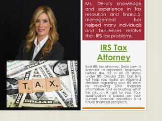 Offer in compromise IRS