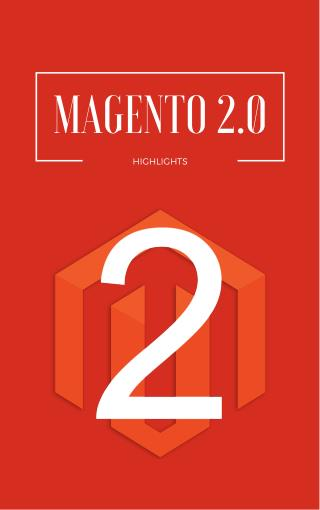 Magento 2 - Highlights