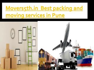 Movers5th.in  Best packing and moving services in Pune