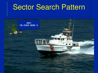 Sector Search Pattern