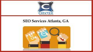 SEO Services Atlanta, GA
