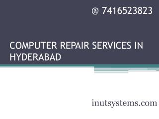Computer Repair Services in Hyderabad at doorstep