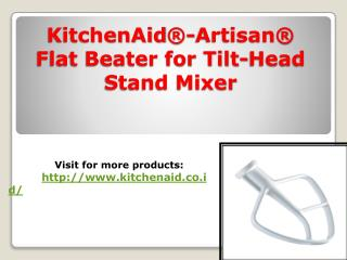 KitchenAid flat beater attachment In Indonesia
