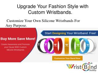 Why Custom Silicone Wristbands So Popular