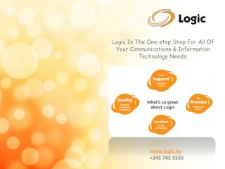 Need an Internet, Phone or TV Connection? We at Logic Provide You Everything with Exceptional Services