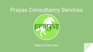 Prayas Consultancy Services