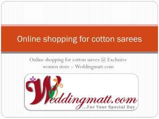 Buy Lehnga for wedding online from weddingmatt.com