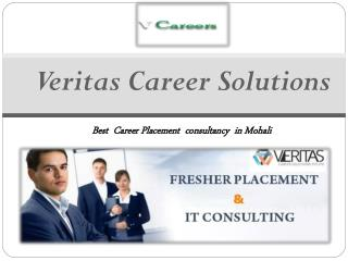 Veritas Career Solutions Pvt Ltd Consultancy