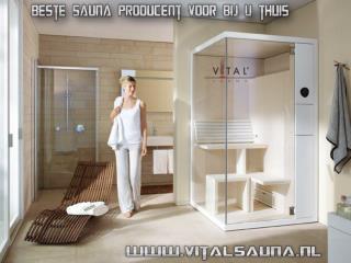 Beste sauna producent voor bij u thuis