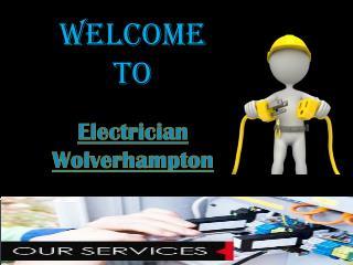 Electrician Wolverhampton