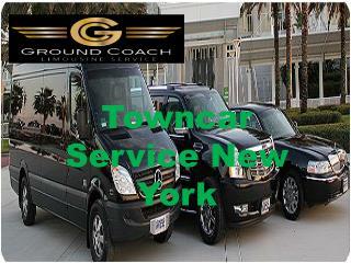 Get Top Towncar Service New York