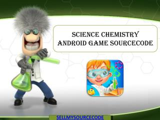 Science Chemistry Android Game Sourcecode