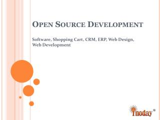 Inoday, an Open Source Development Company India