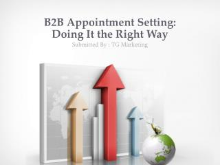 B2B Appointment Setting: Doing It the Right Way