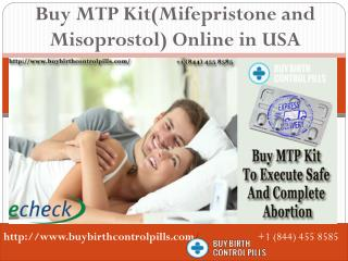 Buy MTP Kit (Mifepristone and Misoprostol) To Conclude Unwanted Pregnancy