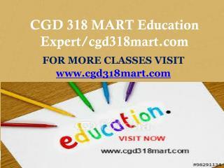 CGD 318 MART Education Expert/cgd318mart.com