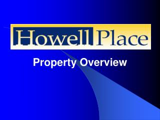 Howell Place