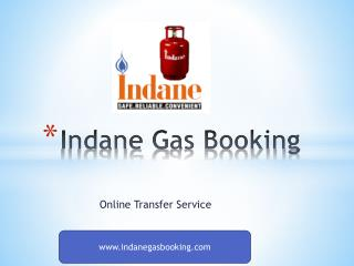 Indian Gas Booking