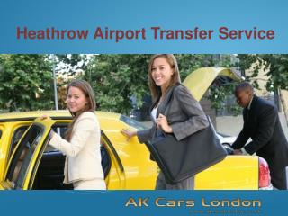 Heathrow Airport Transfer Service