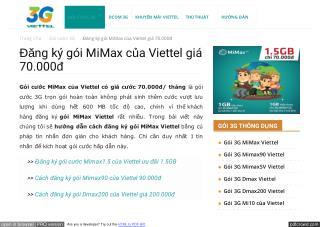 Mimax Viettel