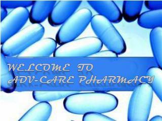 Canadian Prescription Drugs online
