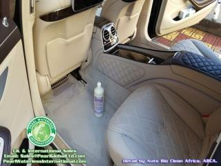The Result of Waterless Car Wash & Detailing Products