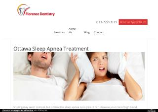 Ottawa Sleep Apnea Treatment
