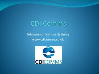 Telecommunications Systems