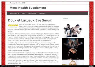 http://www.menshealthsupplement.info/doux-et-luxueux-eye-serum/
