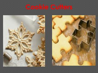 Sale on Various Kinds of Cookie Cutters