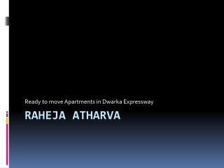 Raheja Atharva