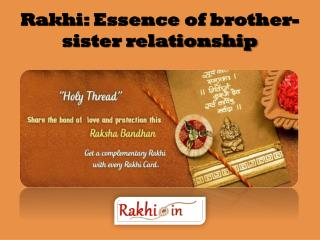 send rakhi online to canada for your loving brothers and sisters