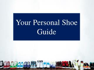 Best Shoe Guide at Liberty Shoes Online