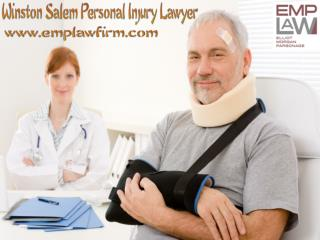 Winston Salem Personal Injury Lawyer
