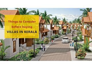 Things To Consider  Before Buying Villas In Kerala
