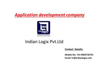 Android application development company in noida