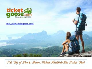 The City of Love & Nature_Calicut(Kozhikode)Bus Tickets Guide