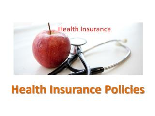 How health policies will help you during medical crisis?
